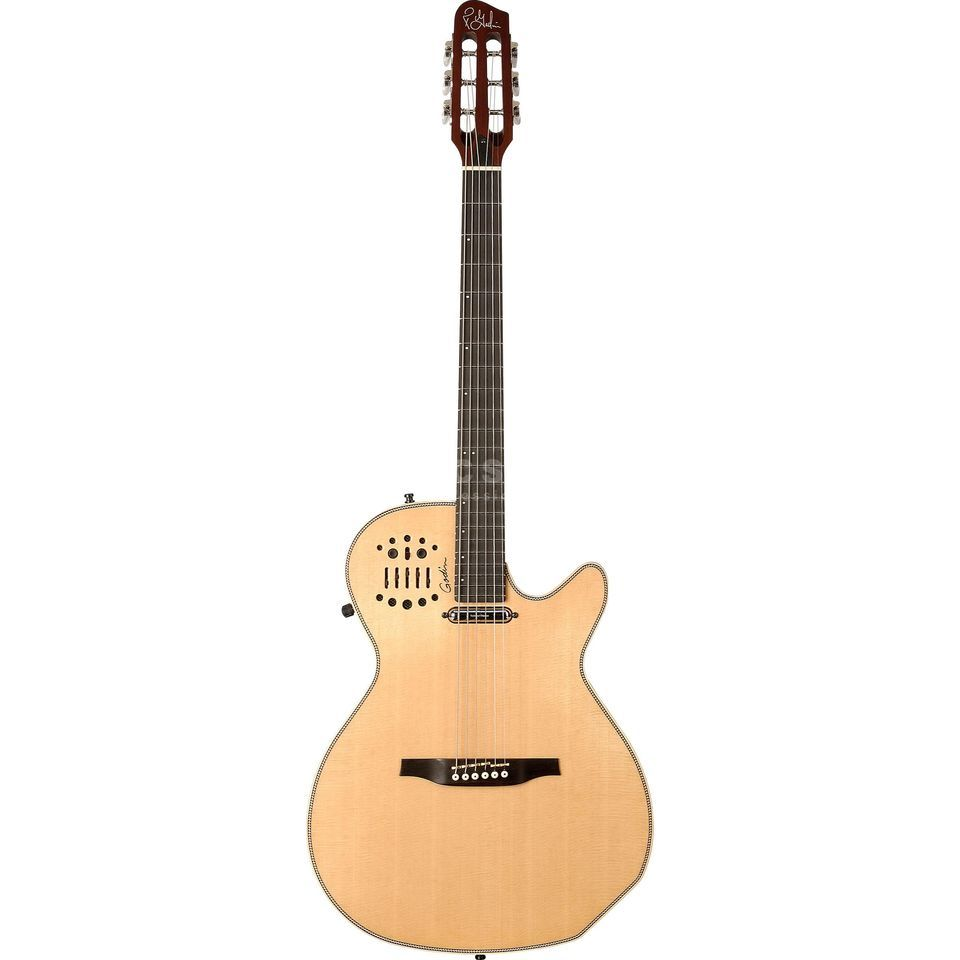 Godin MultiAc Spectrum Synth Access  Acoustic Guitar, Natural   Produktbillede