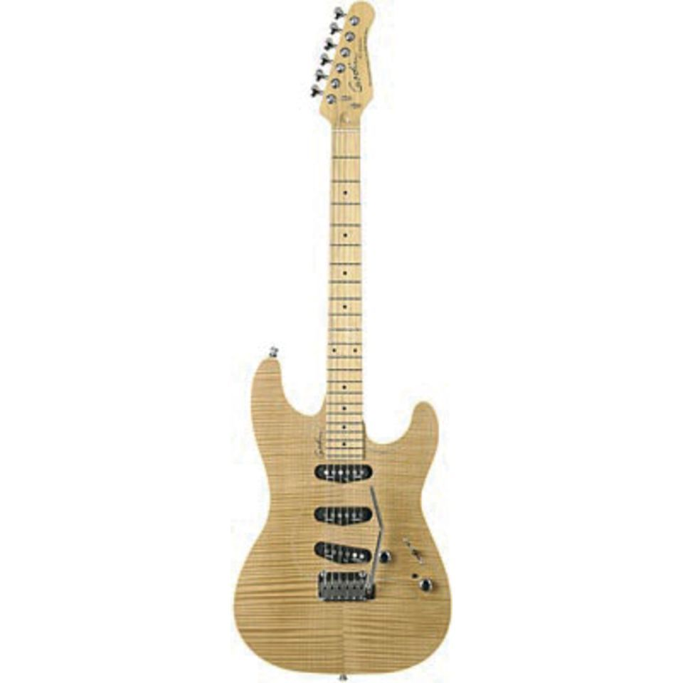 Godin Passion RG-3 Spruce MF NT Natural Flame Produktbild