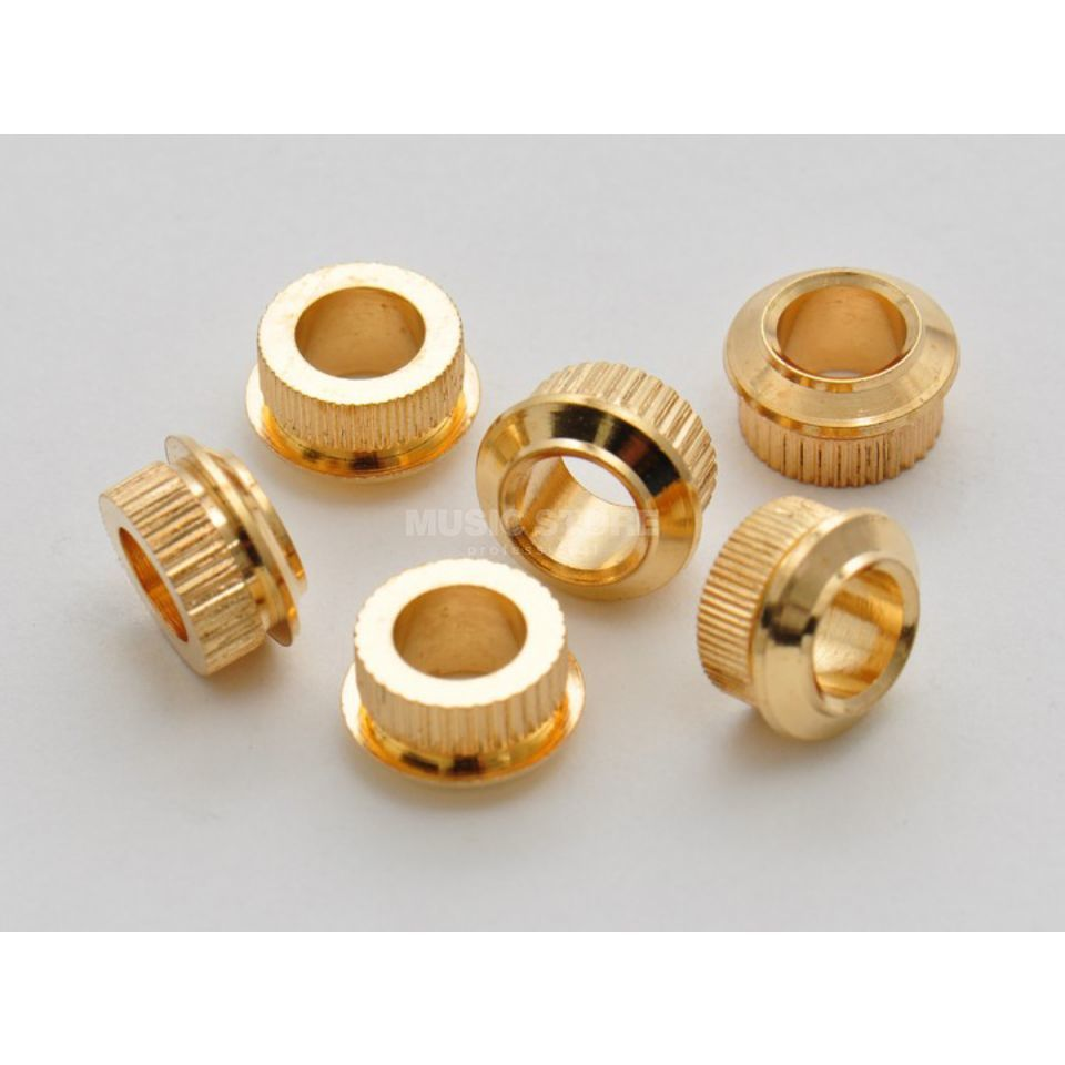 Göldo Mechanik Adapterhülsen 6er Set 6,5 - 10mm, Gold Produktbild