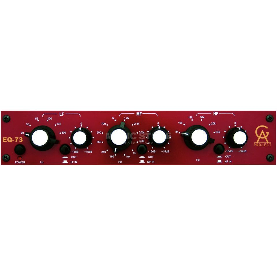 Golden Age Project EQ-73 Neve-Style Equalizer Produktbild
