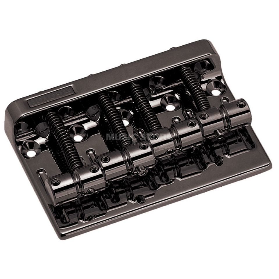 Gotoh Bass Bridge 201-B4 Cosmo Black Produktbild