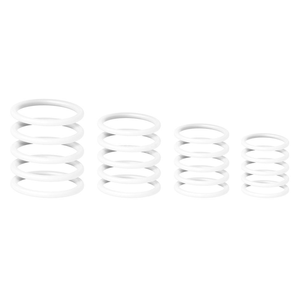 Gravity RP 5555 WHT 1 Gravity Ring Pack, Ghost White Produktbild