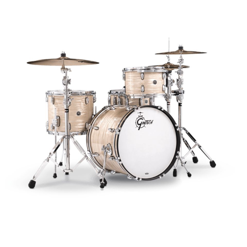 Gretsch Brooklyn ShellSet GB-E403, Creme Oyster #CO Produktbillede