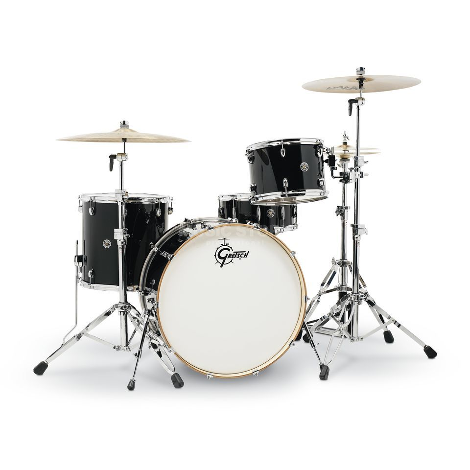 Gretsch Catalina Club CT1-R444 Piano Black Produktbild