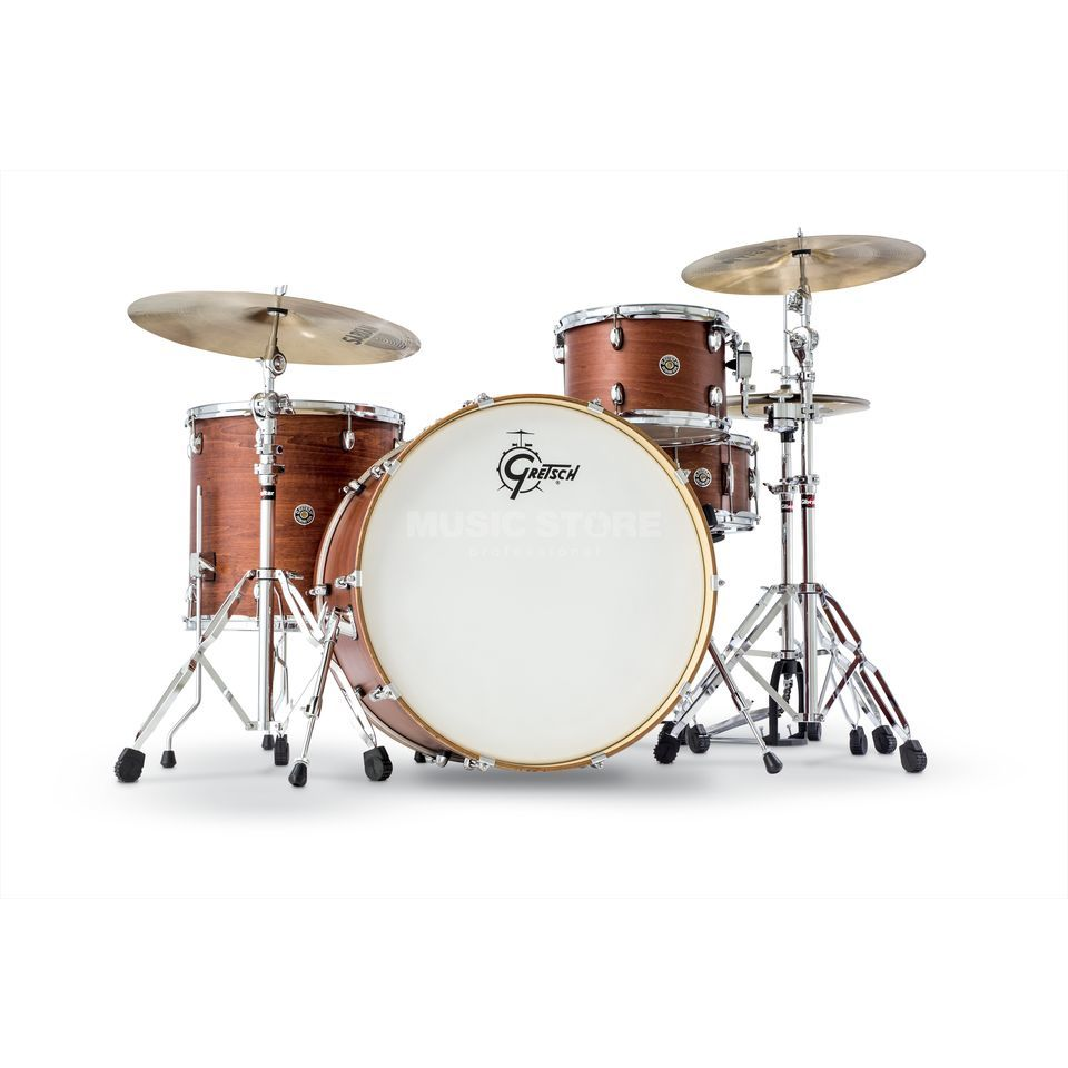 Gretsch Catalina Club CT1-R444 Satin Walnut Glaze Produktbild