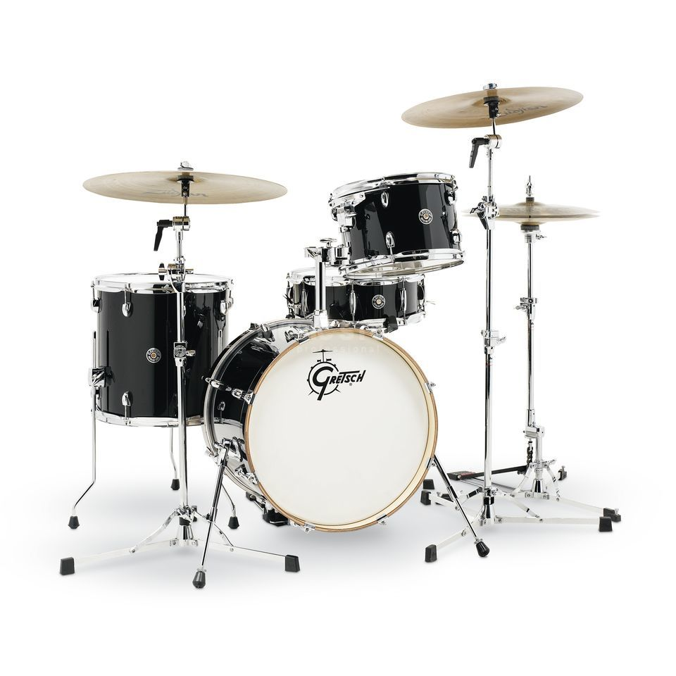 Gretsch Catalina Club Jazz CT1-J484, Piano Black Product Image