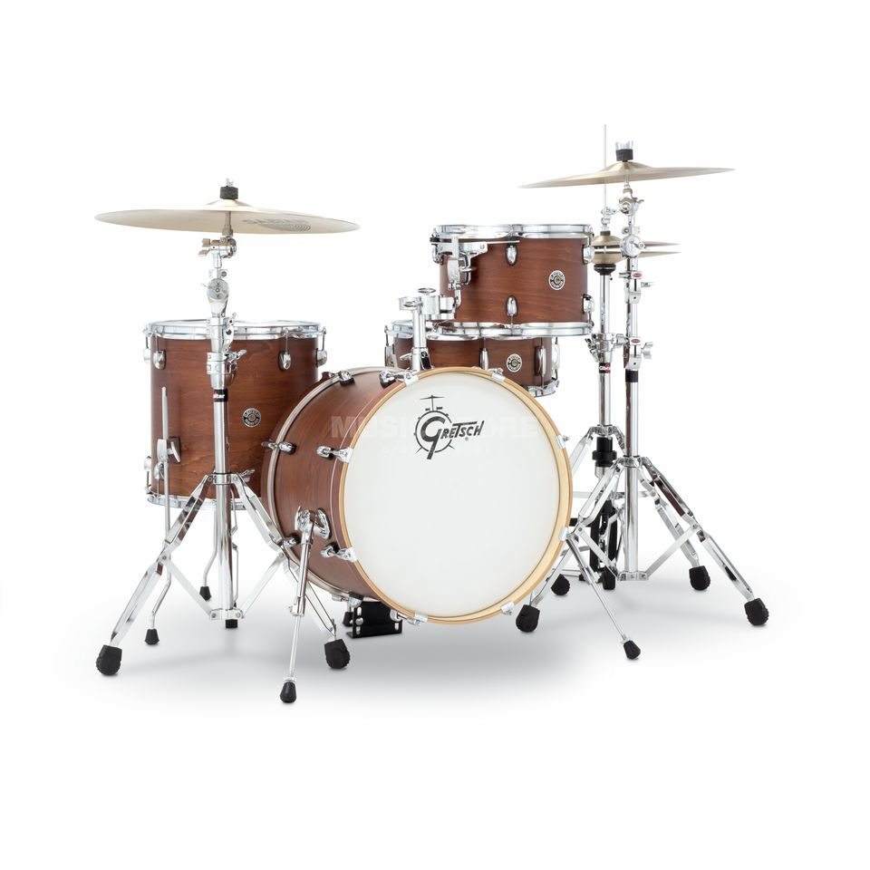Gretsch Catalina Club Jazz CT1-J484, Satin Walnut #SWG Produktbild