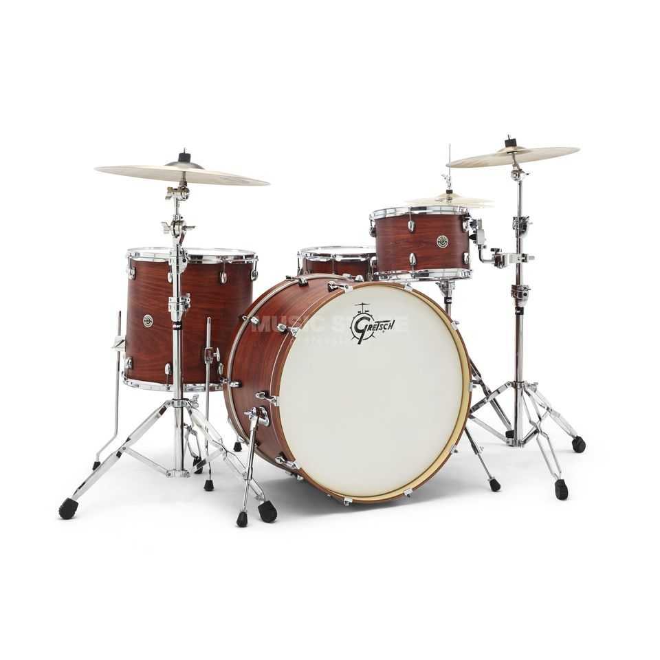 Gretsch Catalina Club Rock CT1-R444, Satin Walnut #SWG Produktbild
