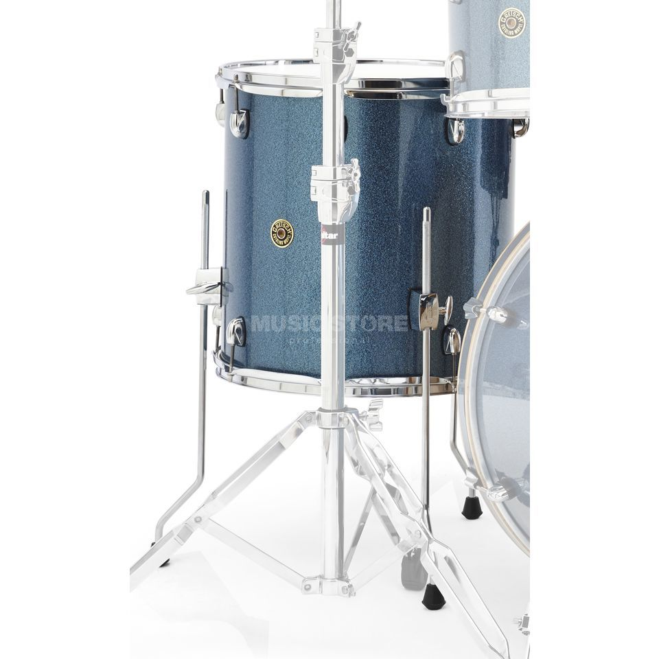 "Gretsch Catalina Maple FloorTom 14""x14"", Aqua Sparkle #AS Produktbild"