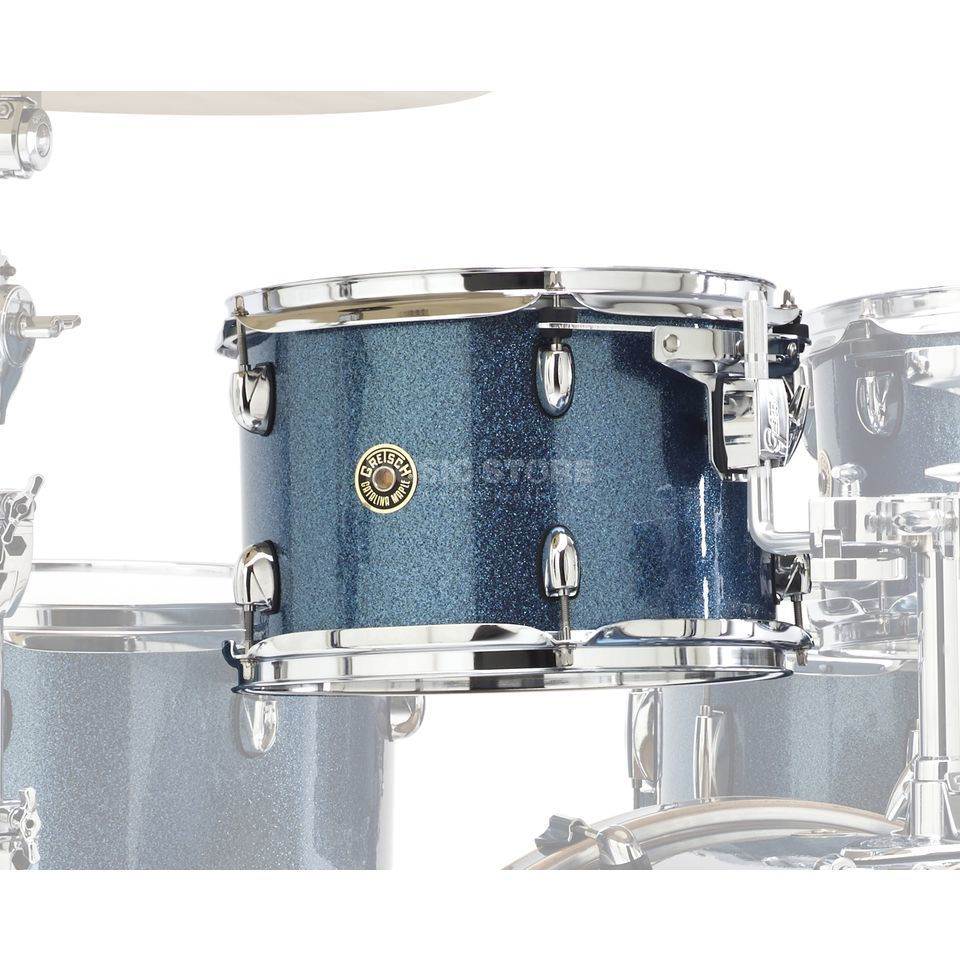 "Gretsch Catalina Maple Tom 8""x7"", Aqua Sparkle #AS Produktbild"