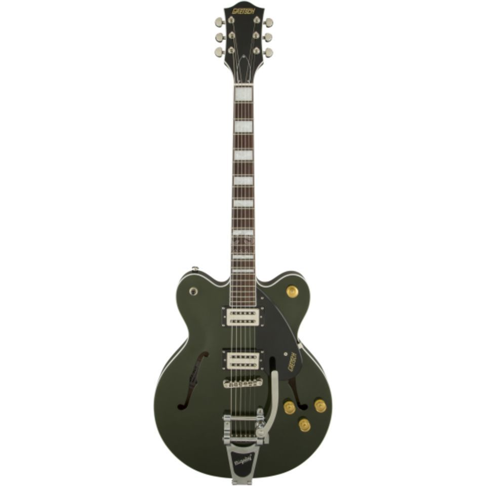 Gretsch G2622T Streamliner Center Block with Bigsby Flagstaff Torino Green Produktbillede