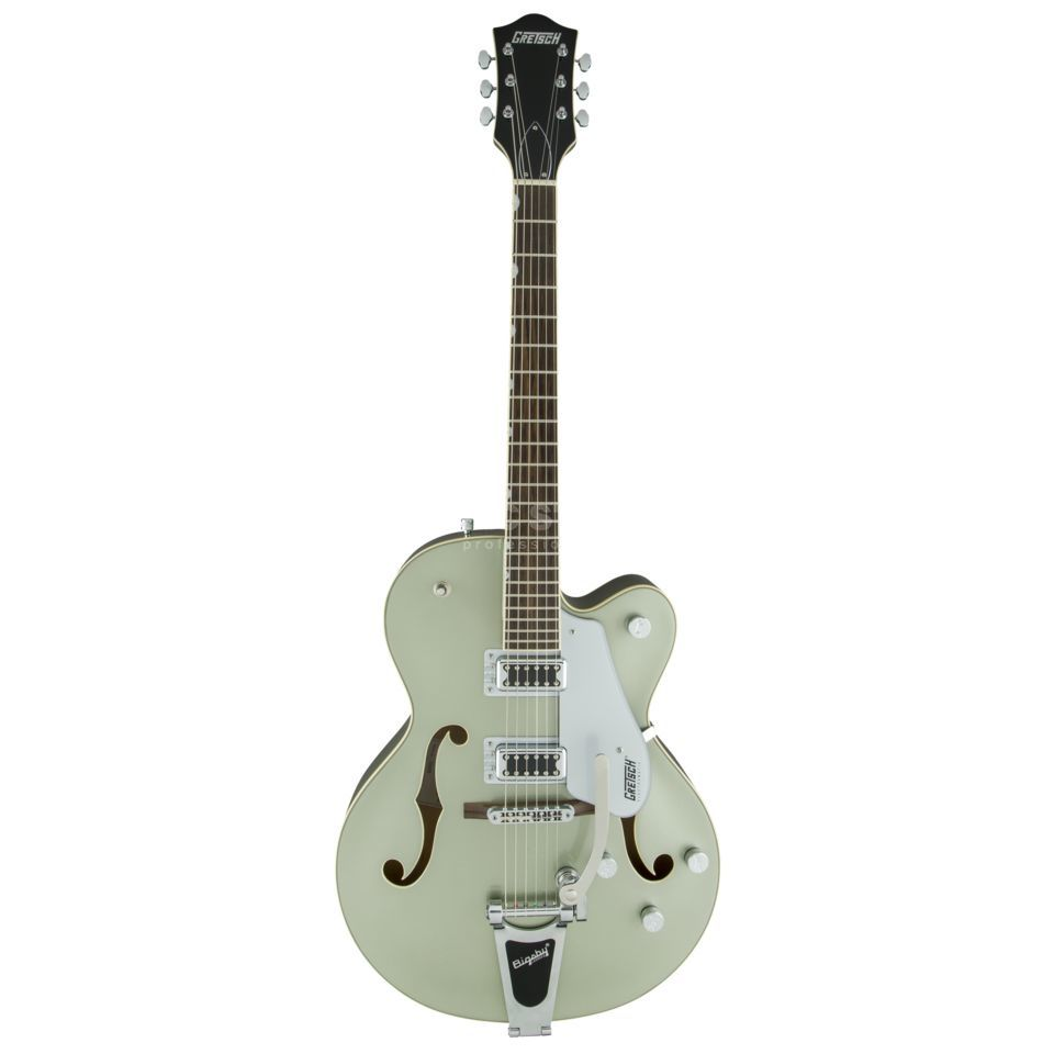 Gretsch G5420T Electromatic Hollow Body Bigsby Aspen Green Product Image