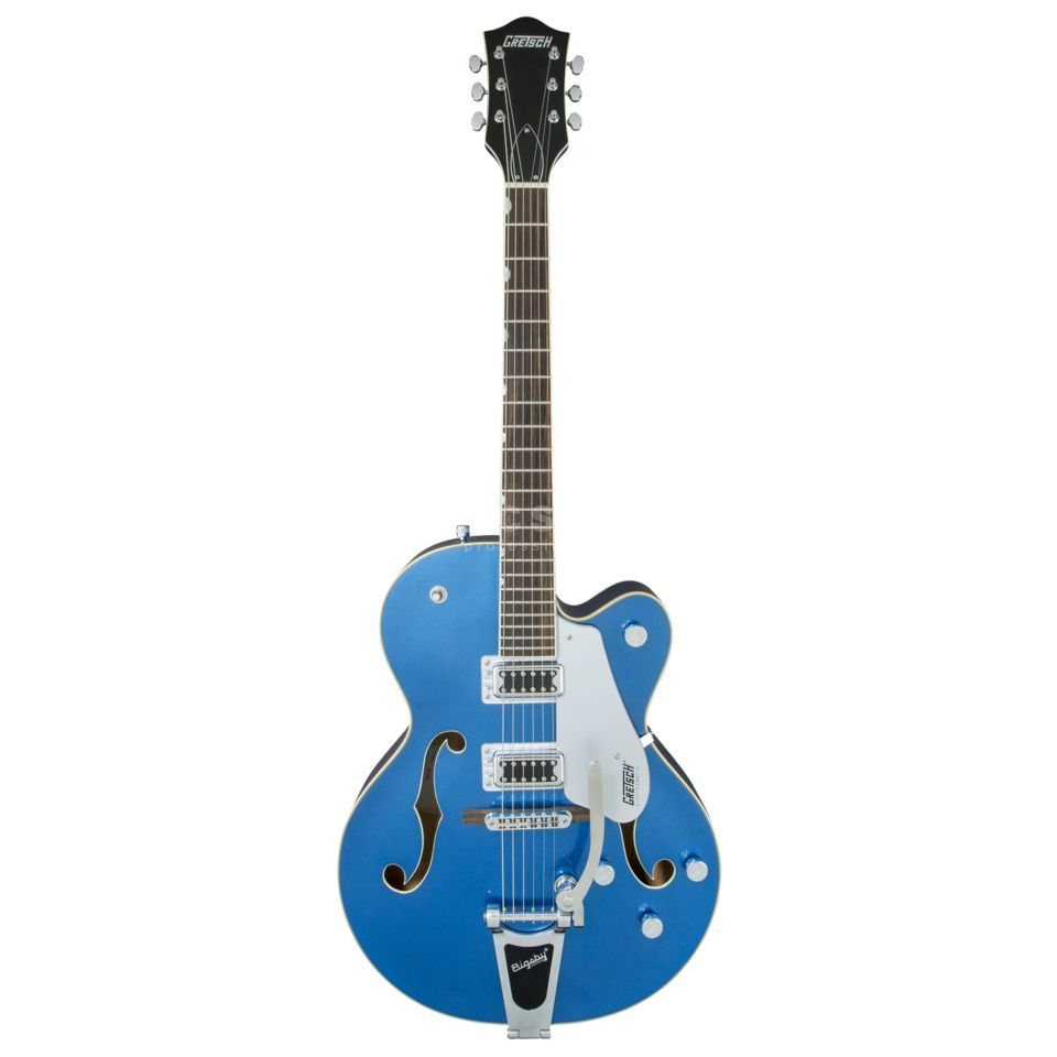 Gretsch G5420T Electromatic Hollow Body Bigsby Fairlane Blue Product Image