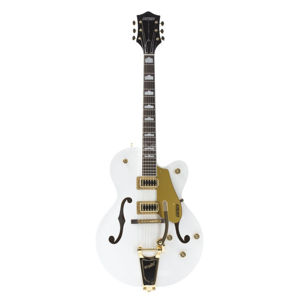 Gretsch G5420T Snowcrest White Limited Edition DEMO Produktbild