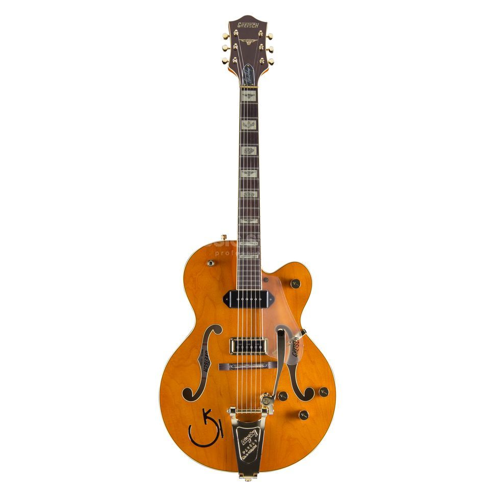 Gretsch G6120 Eddie Cochran Signature Hollow Body Produktbillede
