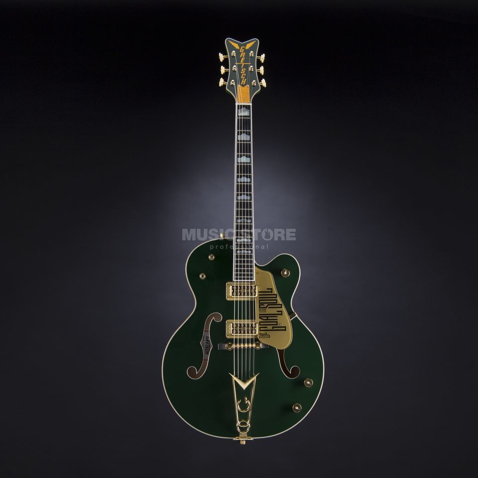 "Gretsch G6136I Irish Falcon ""The Goal is Soul"" Bono Signature Produktbild"