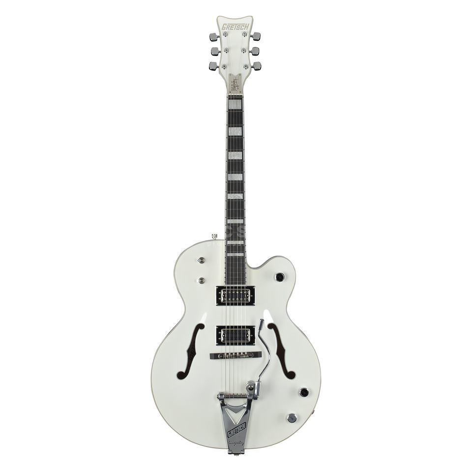 Gretsch G7593T Billy Duffy Falcon White Produktbillede