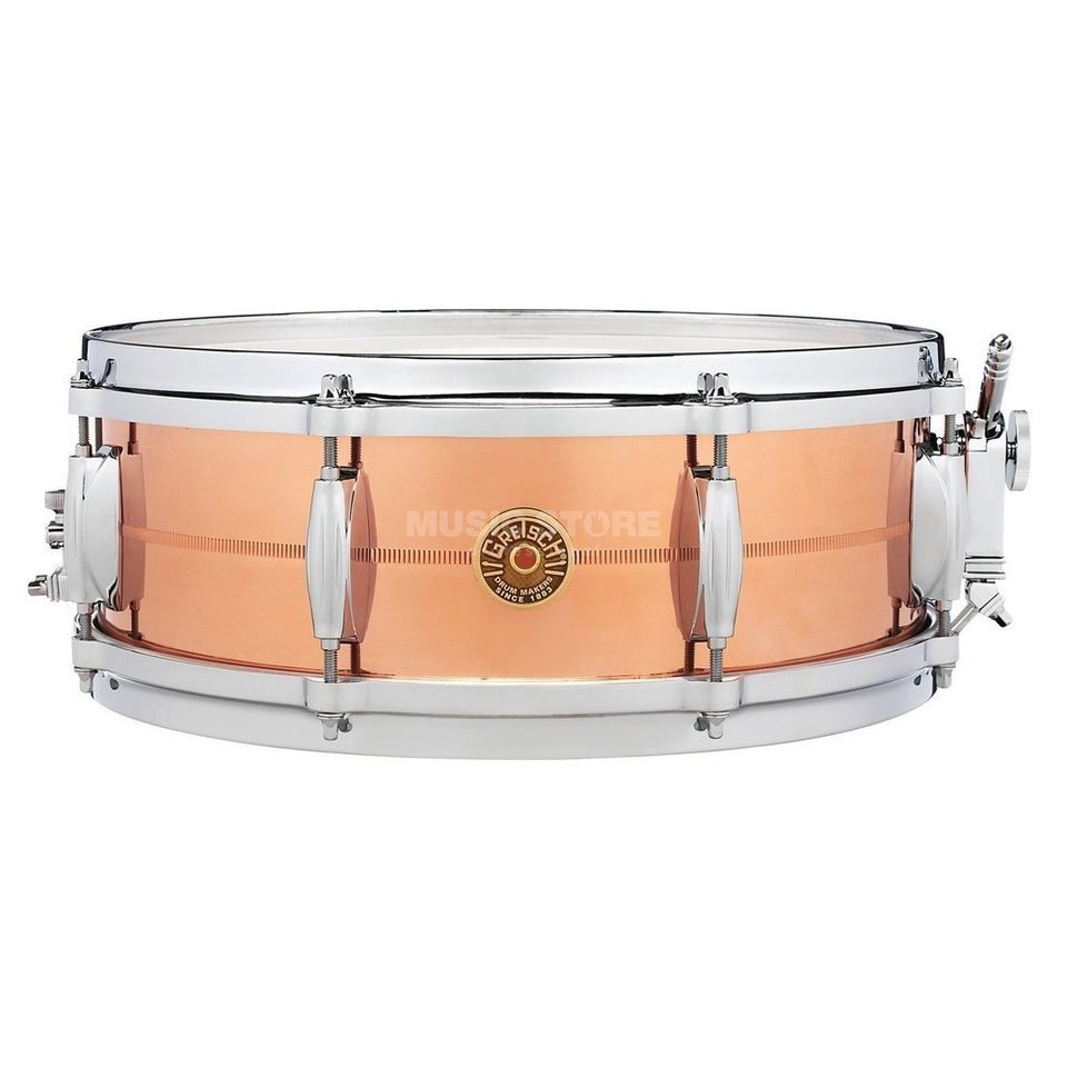 "Gretsch Snare Drum USA, Copper 14""x5"" Produktbillede"