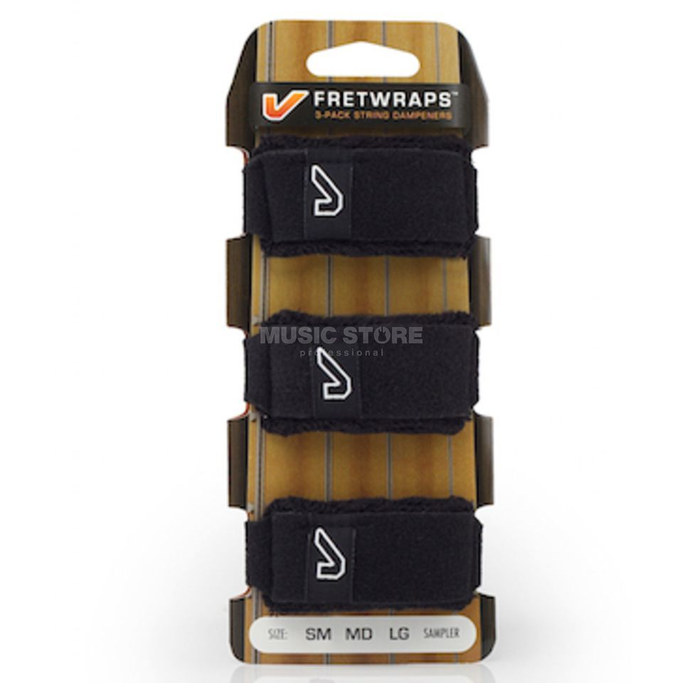 Gruv Gear Fret Wraps Small 3-Pack Produktbillede