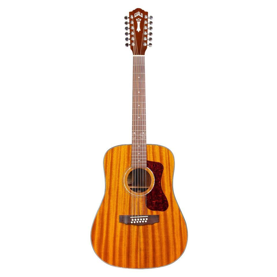 Guild D-1212E 12-String NAT Fishman Sonitone, Natural Produktbild
