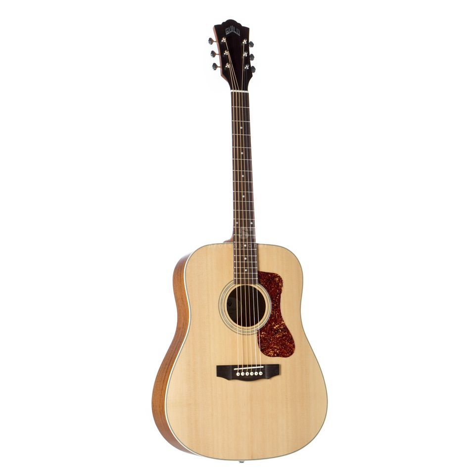 Guild D-240E Natural Productafbeelding