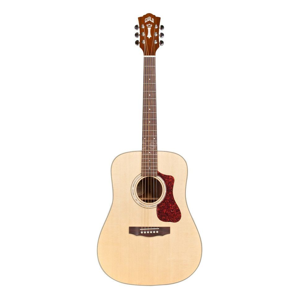 Guild Westerly D-140 NAT Natural Produktbild