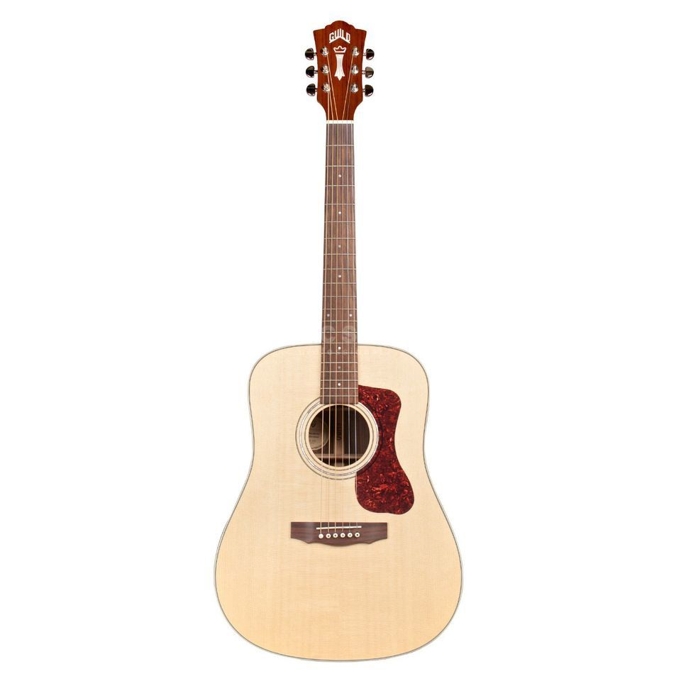 Guild Westerly D-150 NAT Natural Produktbillede