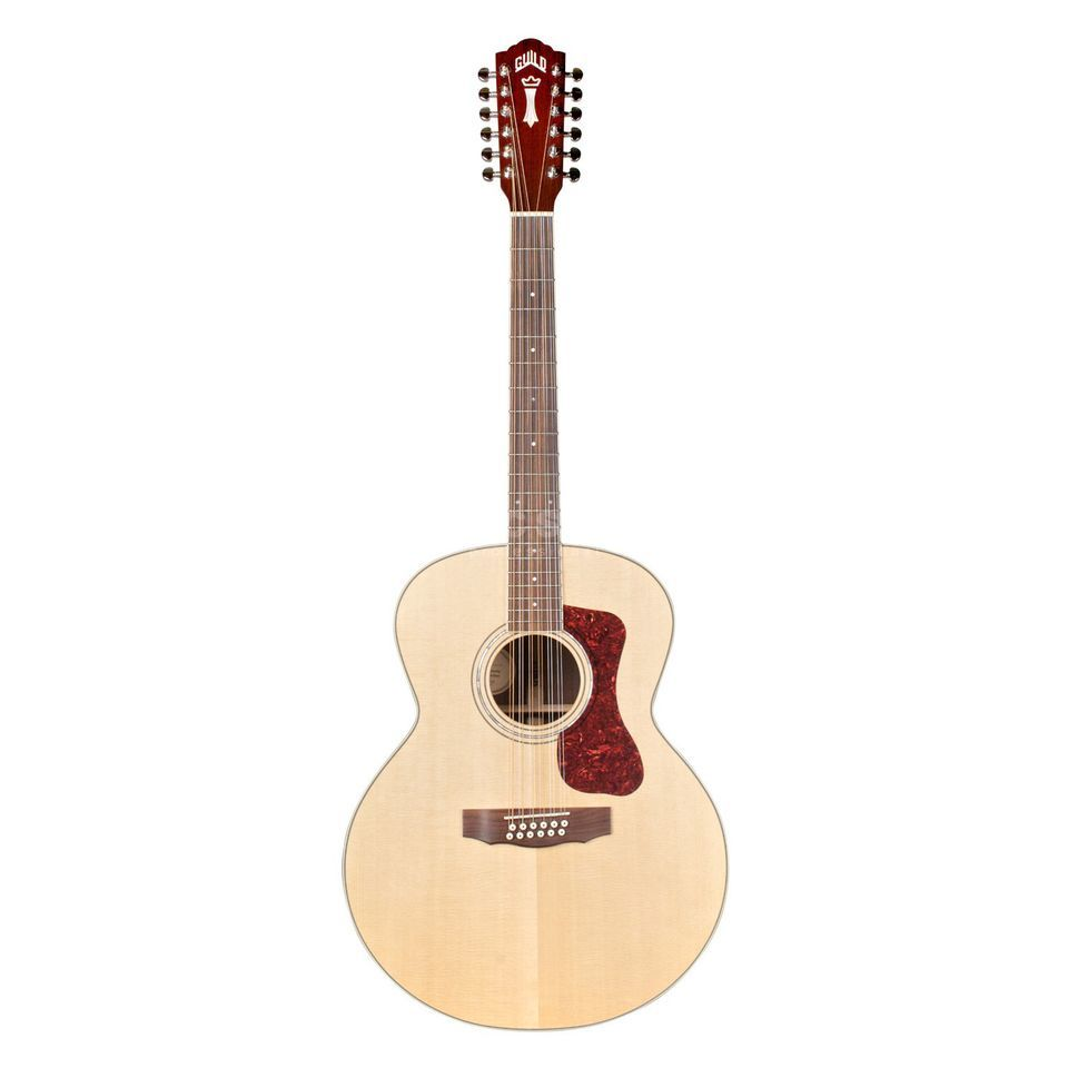 Guild Westerly F-1512 NAT Natural Produktbillede