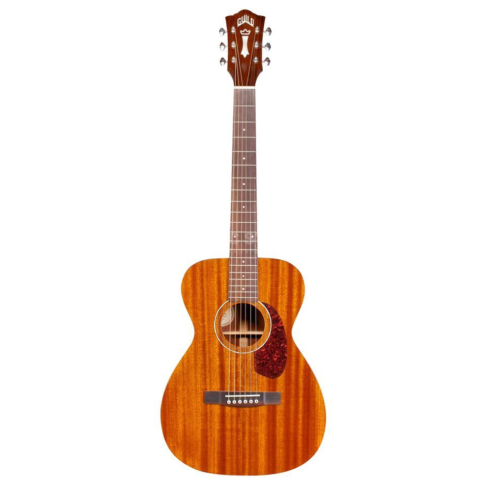 Guild Westerly M-120E NAT Natural Produktbillede