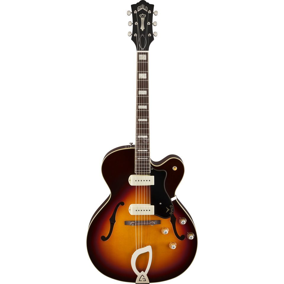 Guild X-175 Manhattan SB B-Stock Sunburst Produktbild