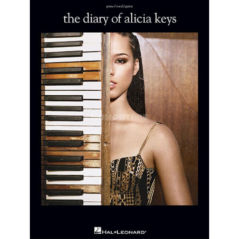 Hal Leonard Alicia Keys: The Diary Of Alicia Keys PVG Produktbild