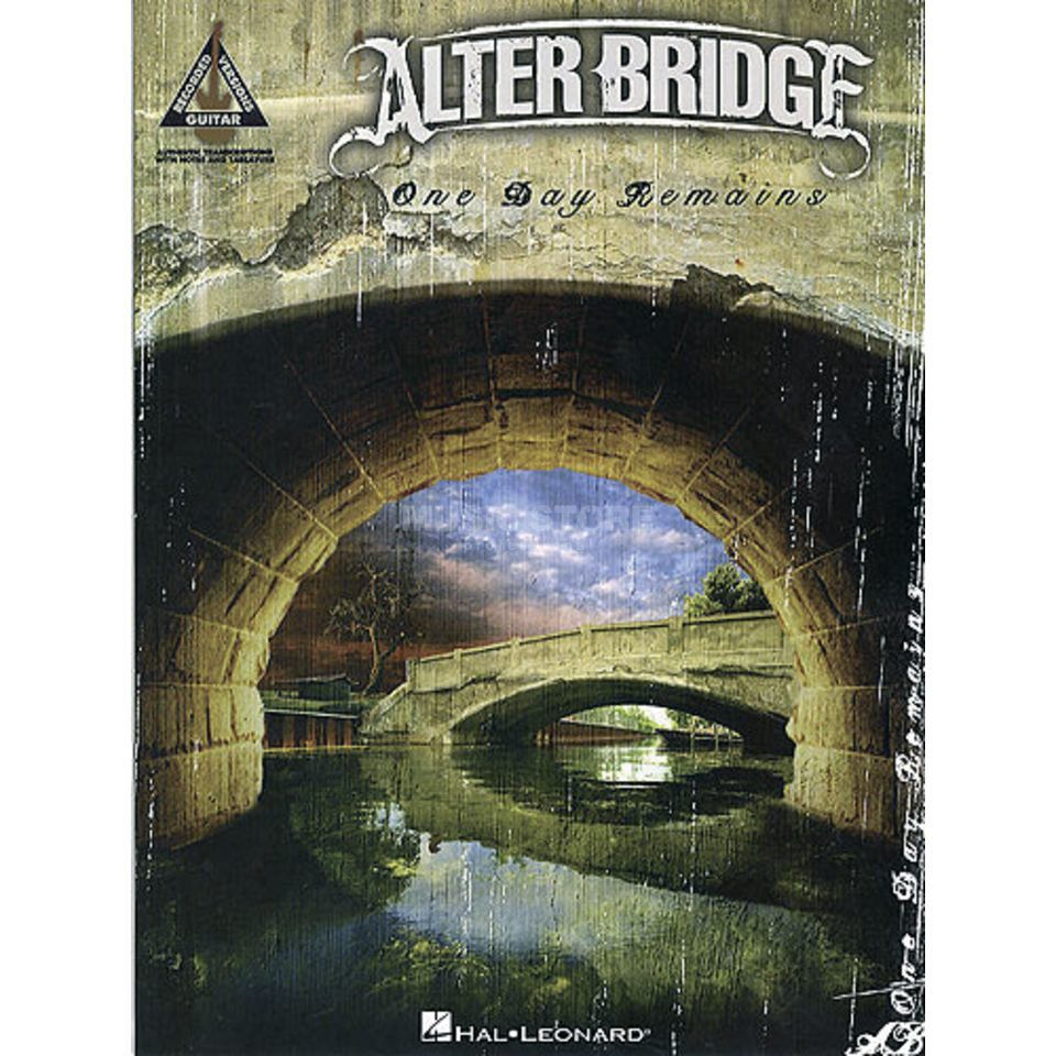 Hal Leonard Alter Bridge - One Day Remains TAB Produktbild