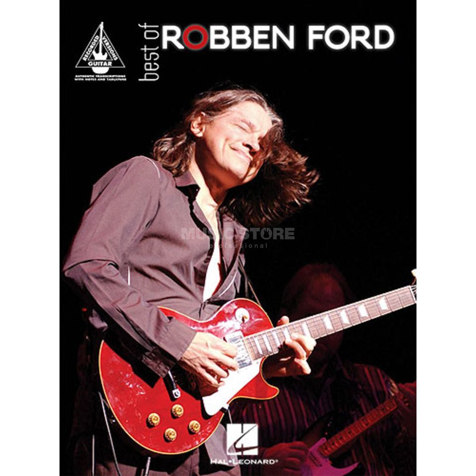 Hal Leonard Best Of Robben Ford Produktbild