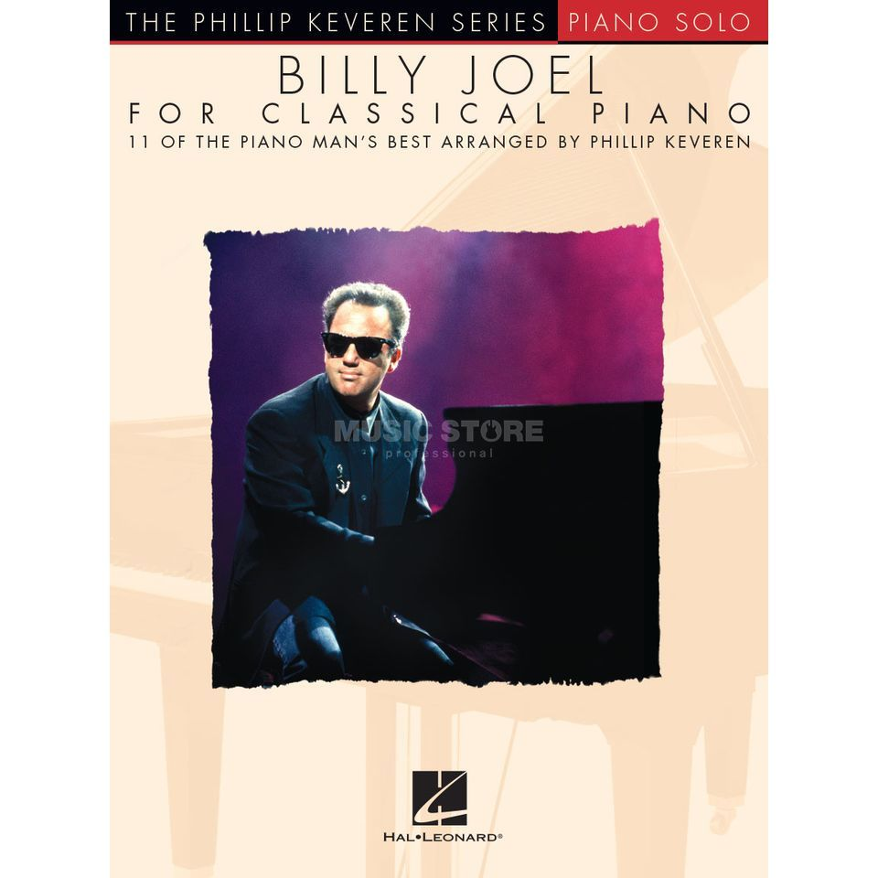 Hal Leonard Billy Joel For Classical Piano Produktbild