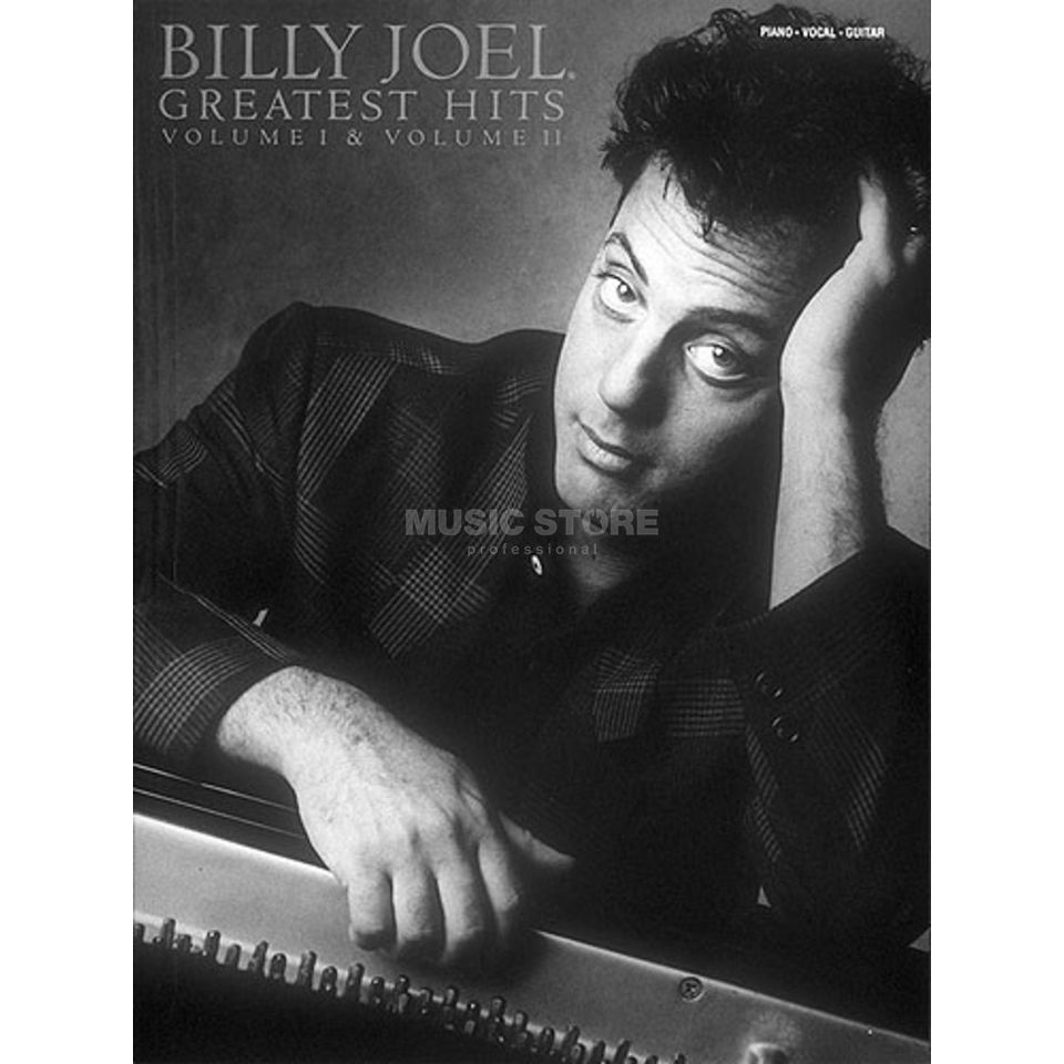 Hal Leonard Billy Joel: Greatest Hits Volumes 1 and 2 Produktbild