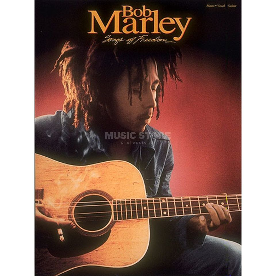 Hal Leonard Bob Marley: Songs Of Freedom Produktbild