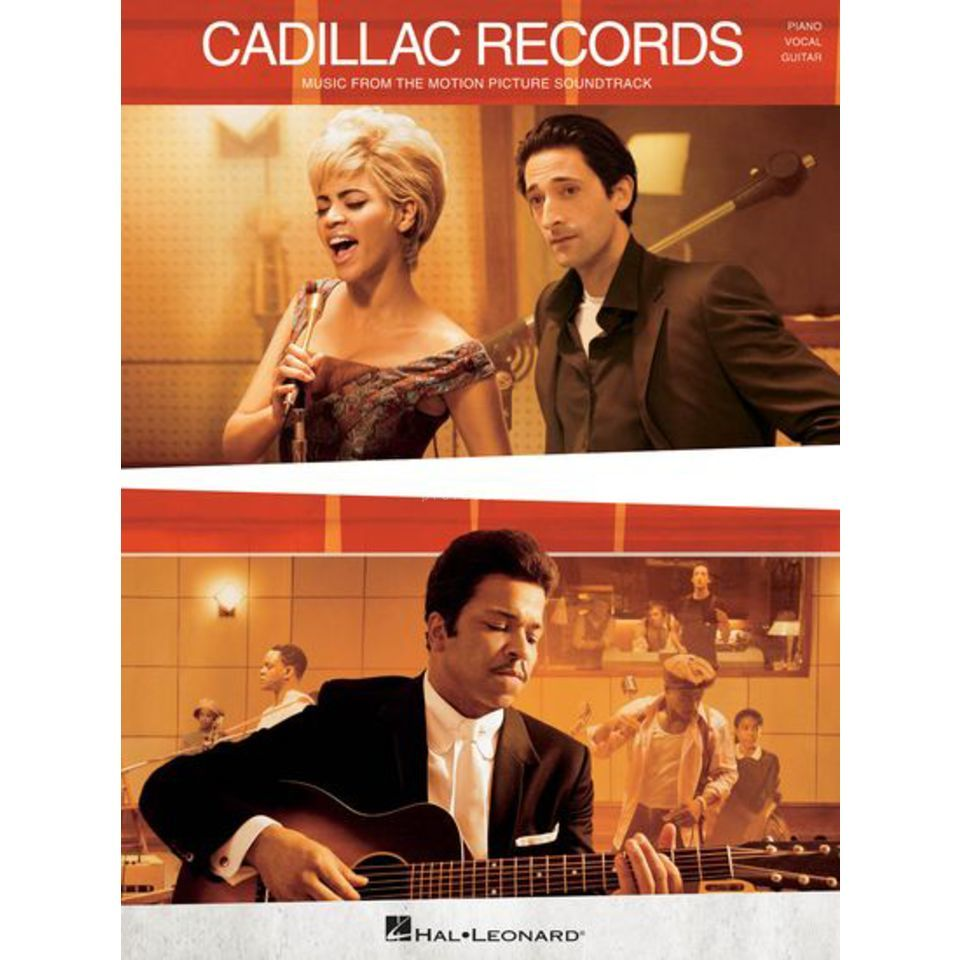 Hal Leonard Cadillac Records - Music From The Motion Picture Soundtrack Produktbild