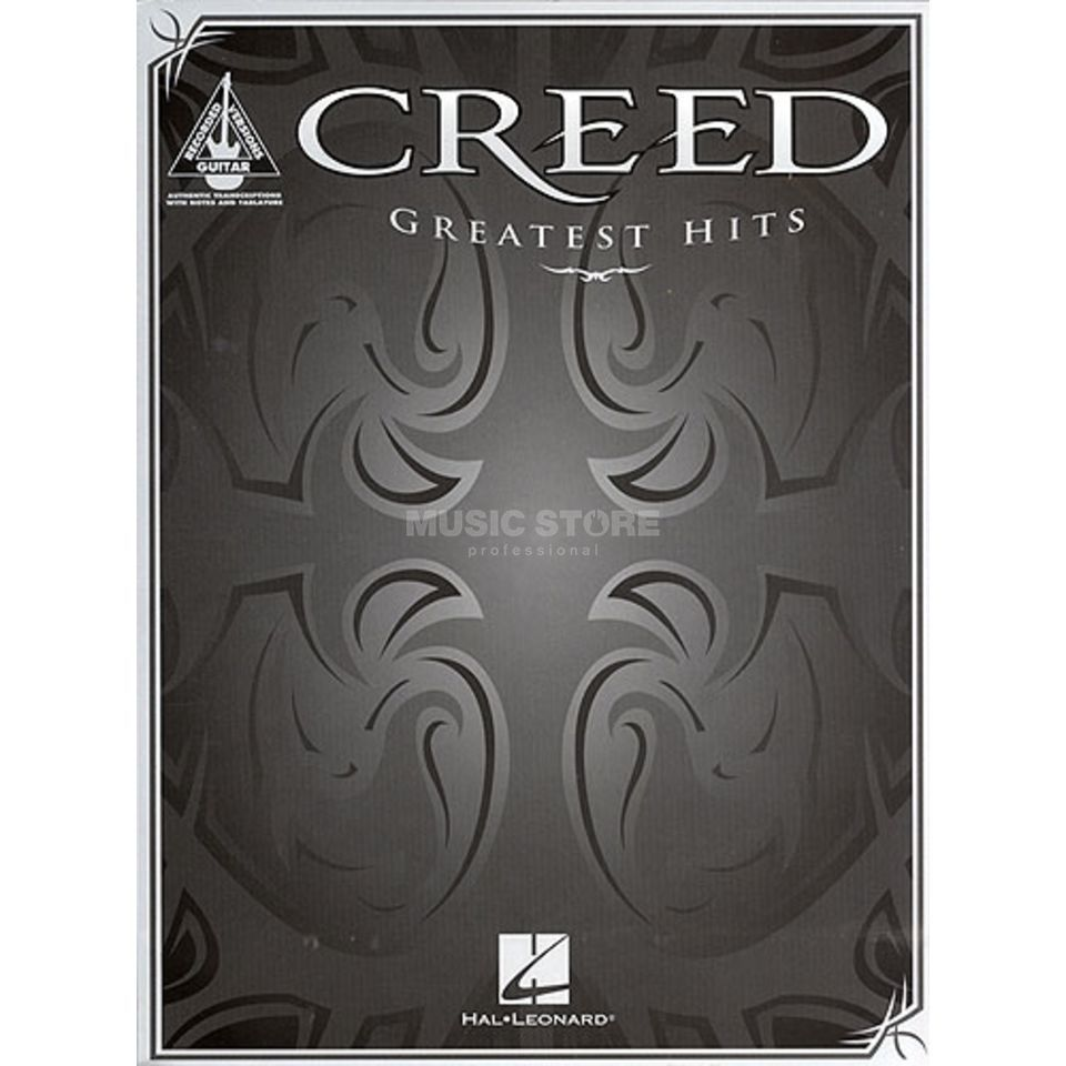 Hal Leonard Creed: Greatest Hits Produktbillede
