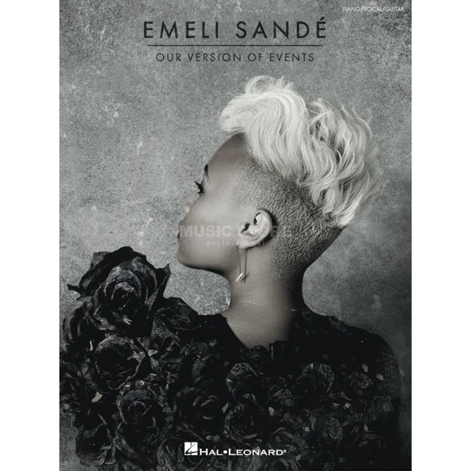 Hal Leonard Emeli Sandé: Our Version of Events Produktbild