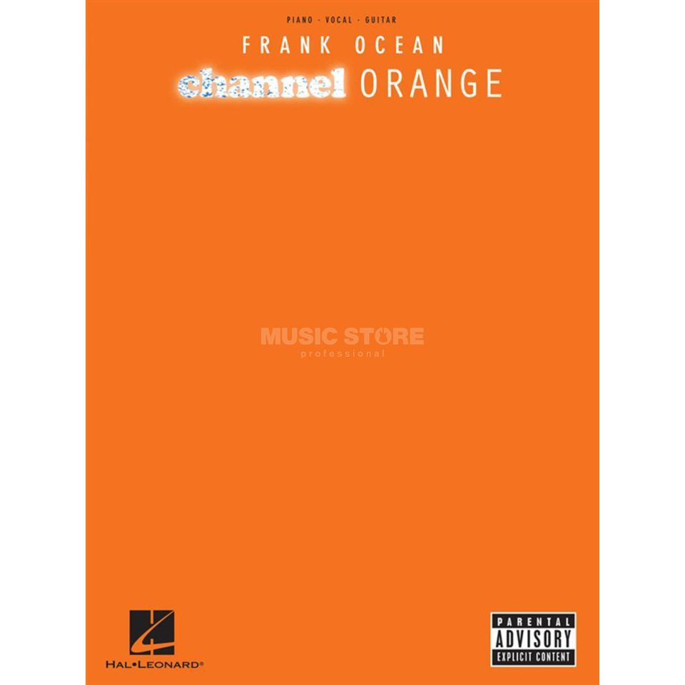 Hal Leonard Frank Ocean: Channel Orange Produktbillede
