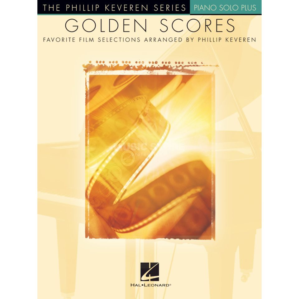 Hal Leonard Golden Scores: Favourite Film Selections Product Image