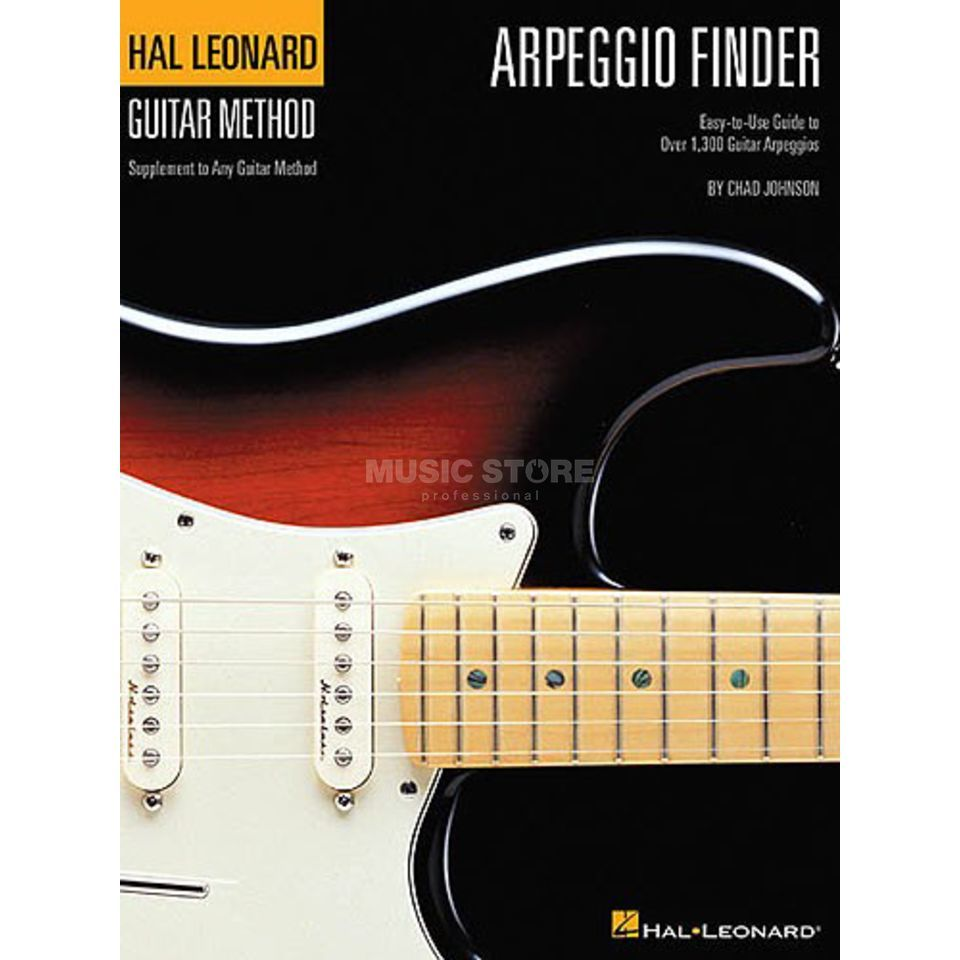 Hal Leonard Guitar Method: Arpeggio Finder Produktbild