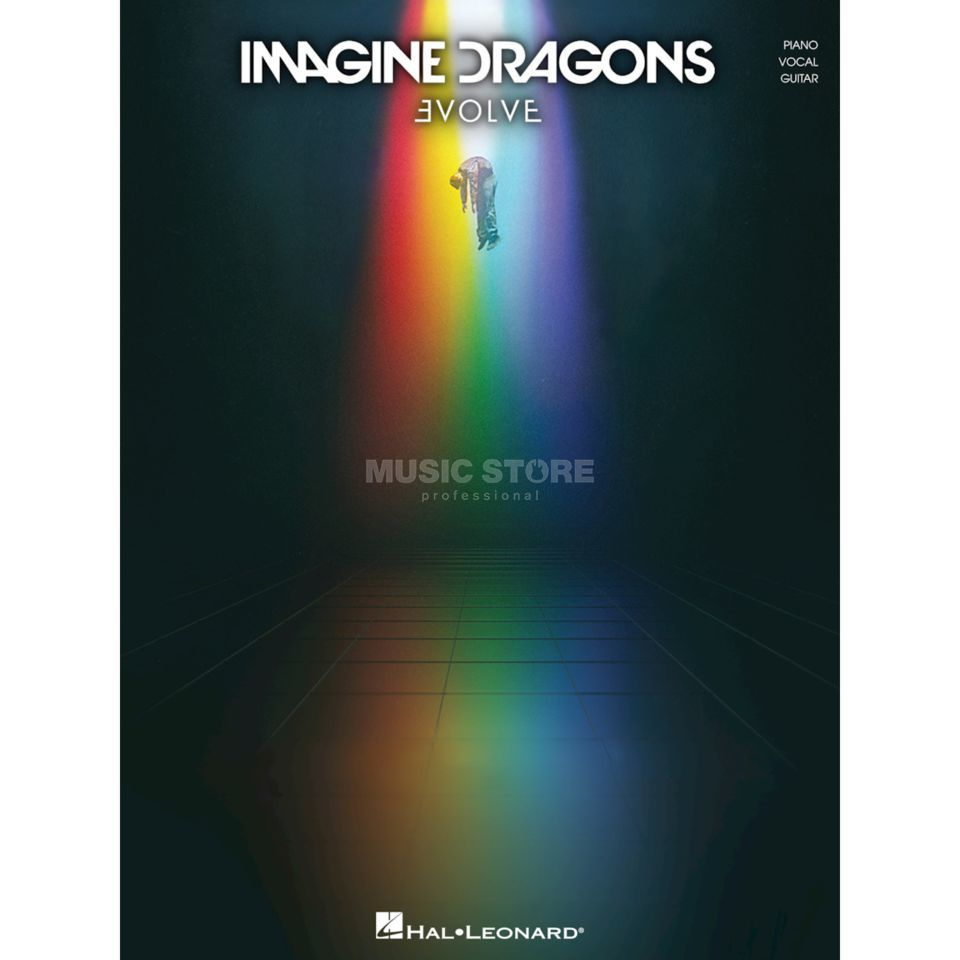 Hal Leonard Imagine Dragons: Evolve Image du produit