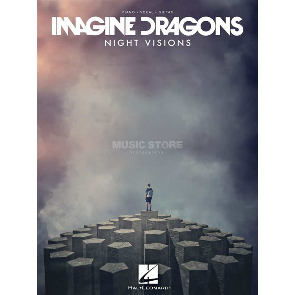Hal Leonard Imagine Dragons: Night Visions PVG Produktbild