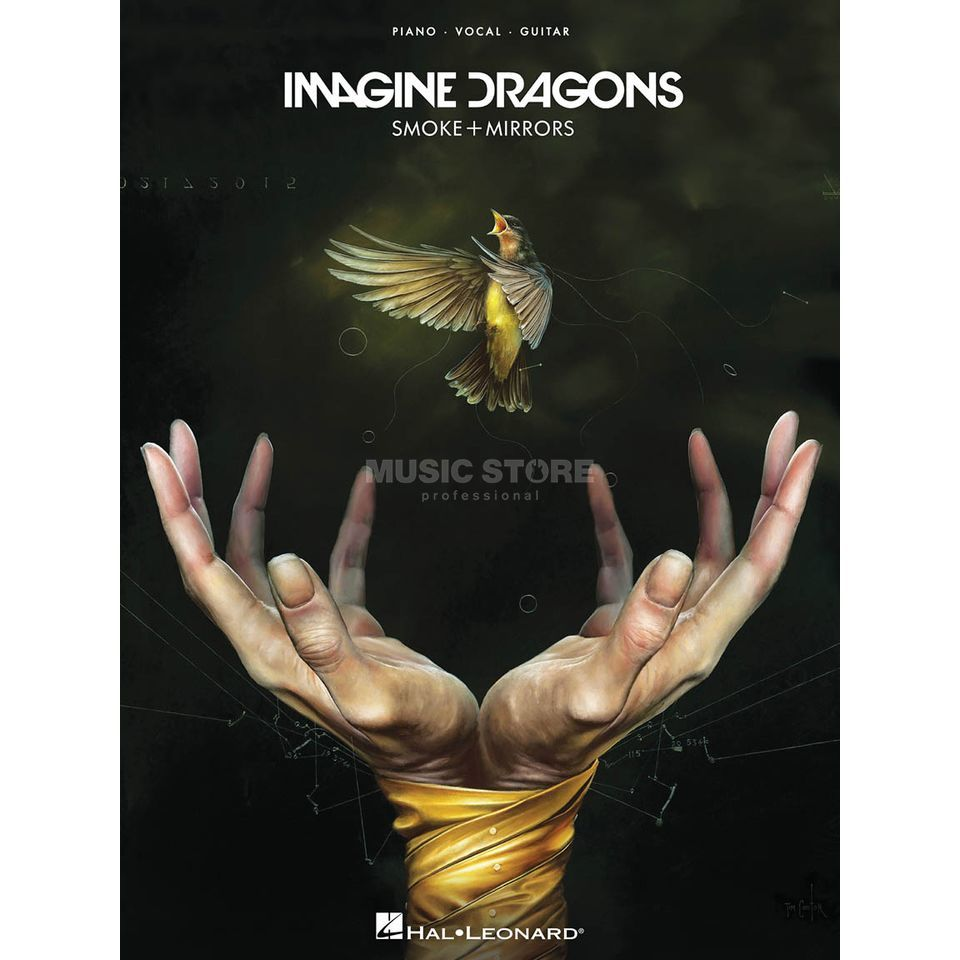 Hal Leonard Imagine Dragons: Smoke + Mirrors PVG Produktbild
