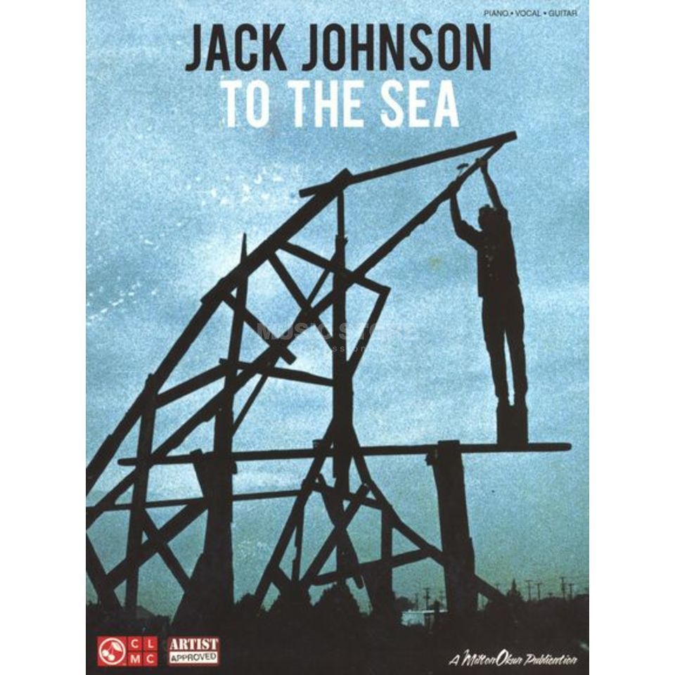 Hal Leonard Jack Johnson: To The Sea PVG Produktbillede