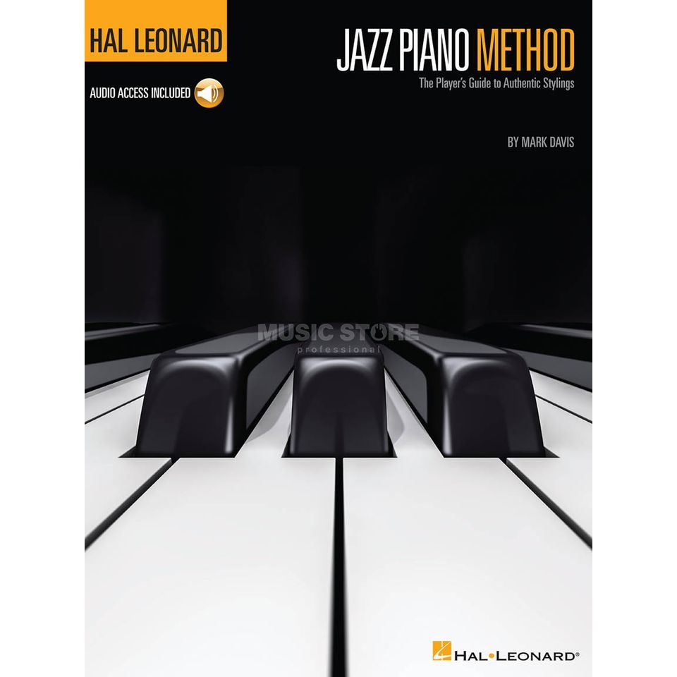 Hal Leonard Jazz Piano Method Produktbild
