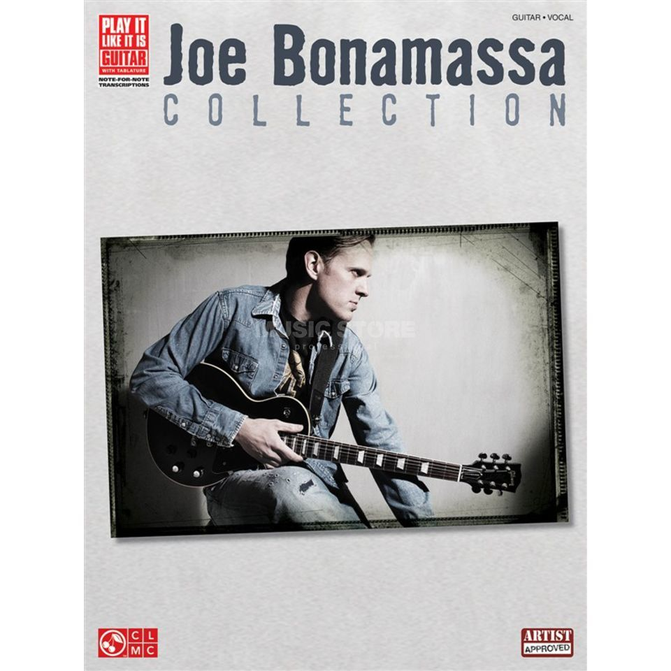 Hal Leonard Joe Bonamassa: Collection Изображение товара