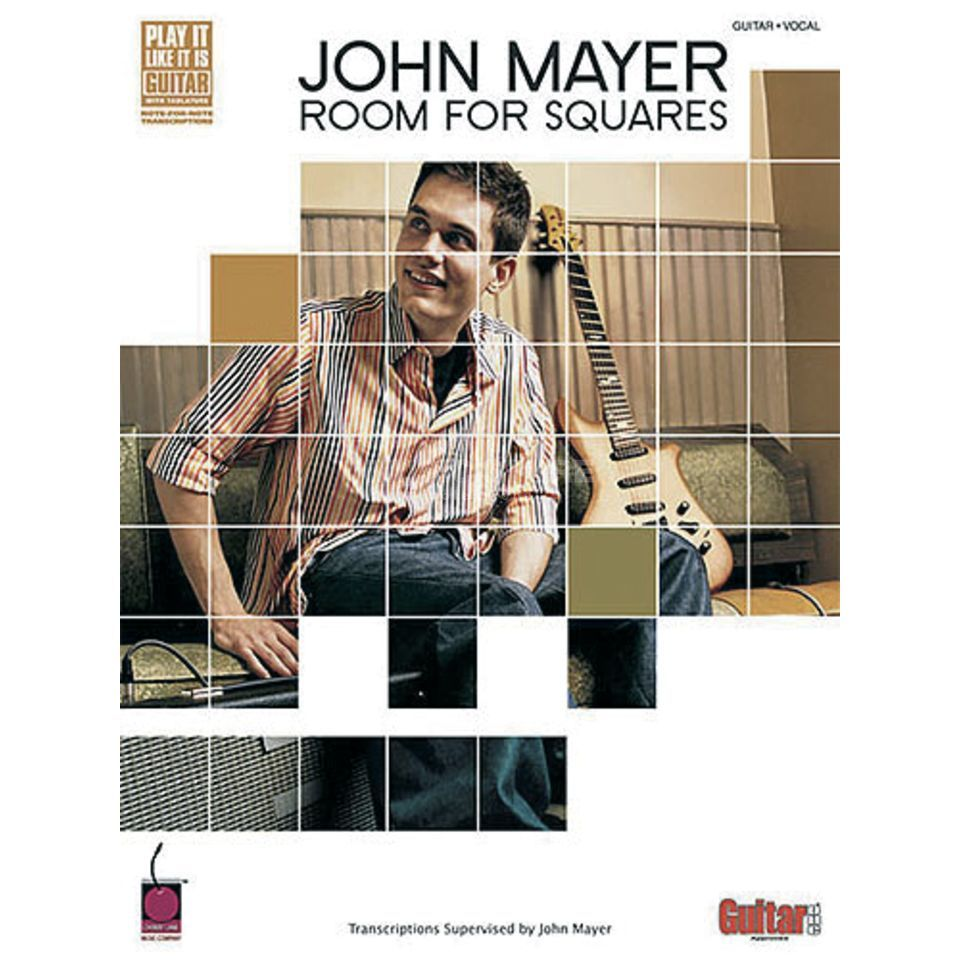 Hal Leonard John Mayer: Room For Squares Produktbild