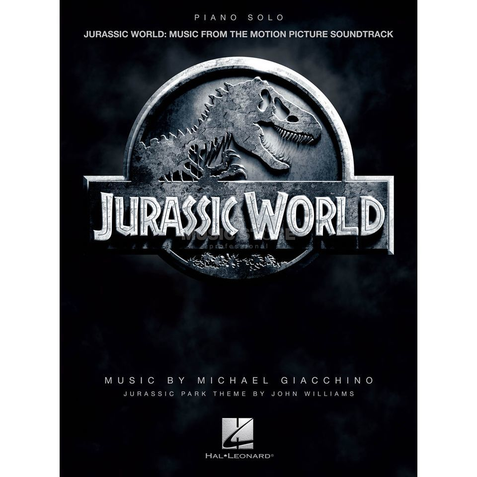 Hal Leonard Jurassic World: Music From The Motion Picture Soundtrack Piano Produktbild